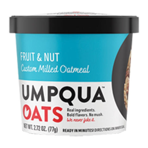 Umpqua Oats - Frut and Nut - Case of 8