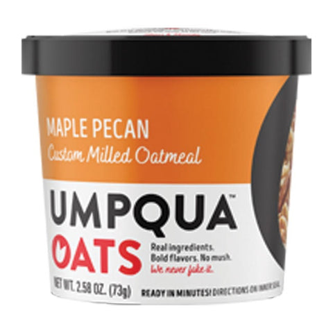 Umpqua Oats - Maple Pecan - Case of 8