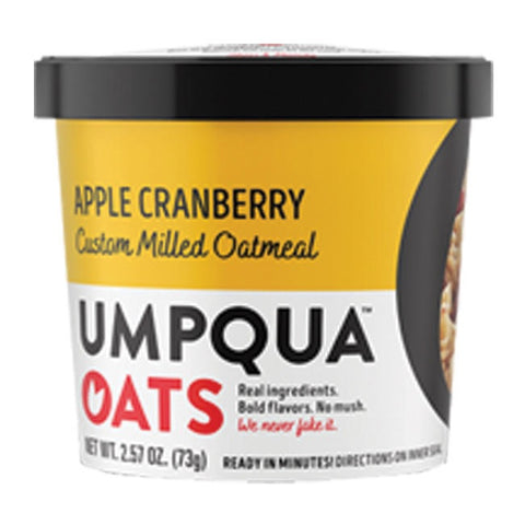 Umpqua Oats - Apple Cranberry - Case of 8