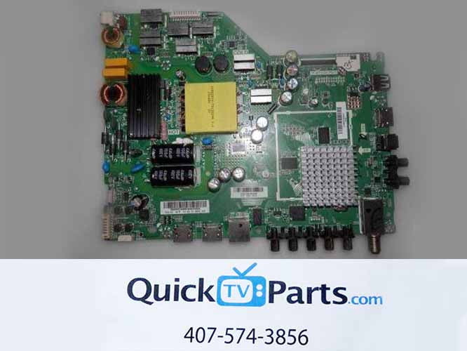 VIZIO E43-C2 LWZ2SEAR MAIN BOARD / POWER SUPPLY 75500W01A002