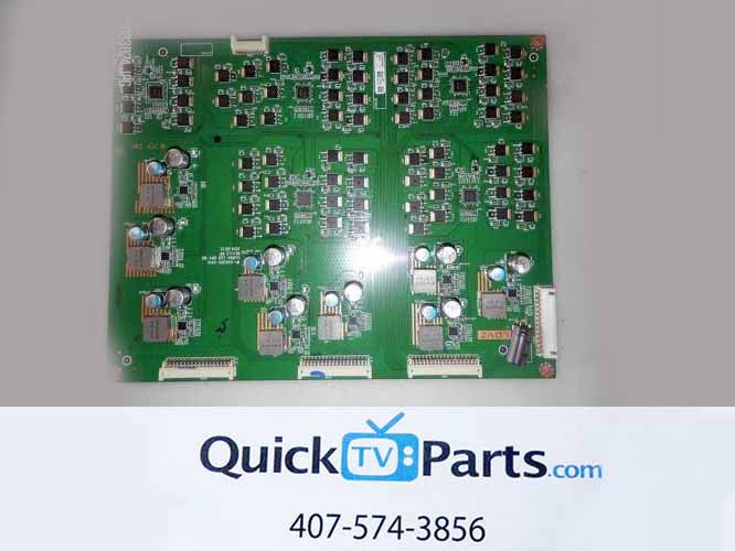 VIZIO P702UI-B3 LED Driver Board 05-70CAR040-00