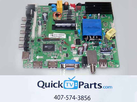 GPX TDE4255B MAIN BOARD / POWER SUPPLY  B15041509