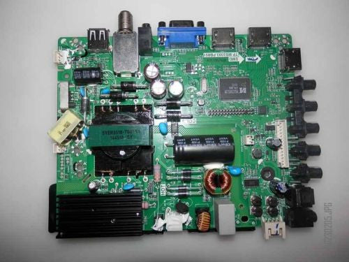 SEIKI SE43FK MAIN BOARD / POWER SUPPLY 34013518