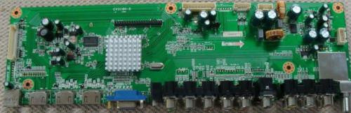 WESTINGHOUSE VR6025, 1104H0572 MAIN BOARD