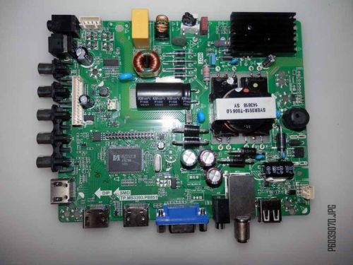 SEIKI SE32HY10  MAIN BOARD / POWER SUPPLY Y14090015