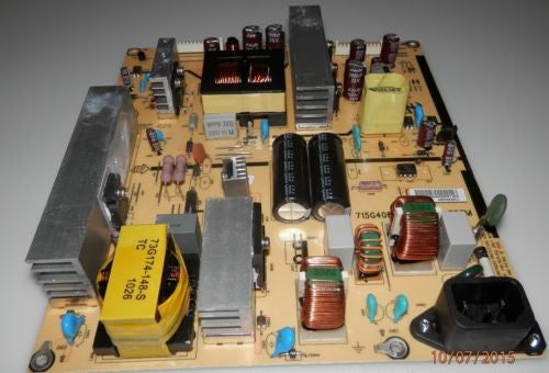Vizio E470 ADTV92424ABV Power Supply Board