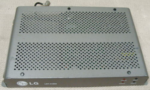 LG LST-4100A COMERCIAL INTERFACE CONTROL BOX PROSELECT