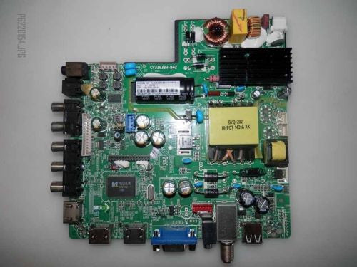 SEIKI SE40FY19 Main Board / Power Supply 47J1305