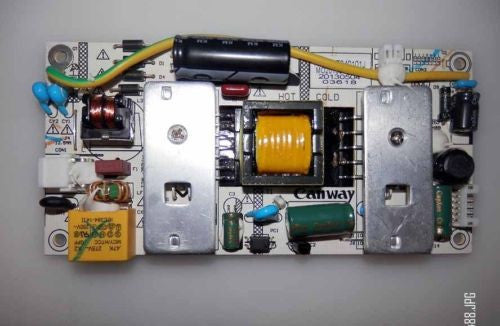 POLAROID TLAC-02255 Power Supply Board KWPLE240101J
