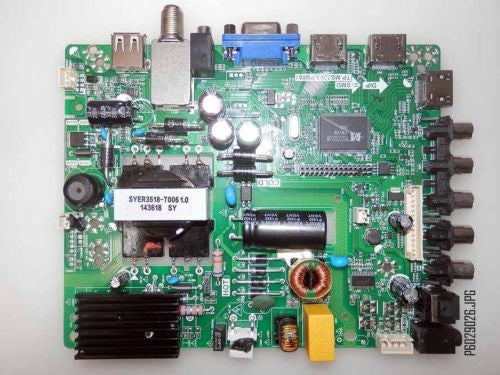 SEIKI SE32HY10  MAIN BOARD / POWER SUPPLY Y14090014