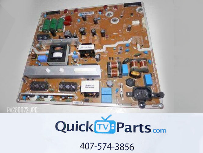 Samsung BN44-00599A Power Supply / X-Main Board