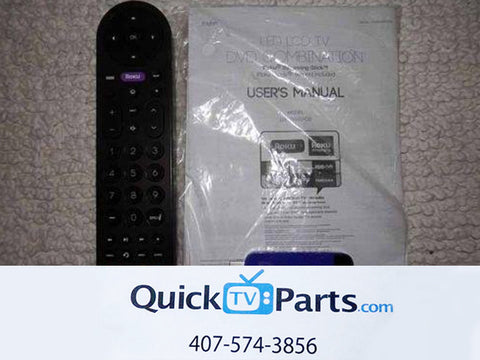 RCA TELEVISION ROKU REMOTE CONTROL + ROKU STREAMING STICK ROKU READY