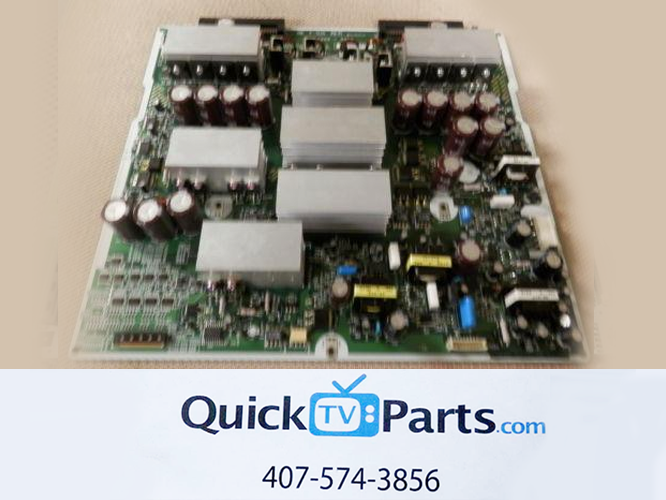 HITACHI 55HDX62 FPF31R-YSS0032 Y-MAIN BOARD ND60200-0032