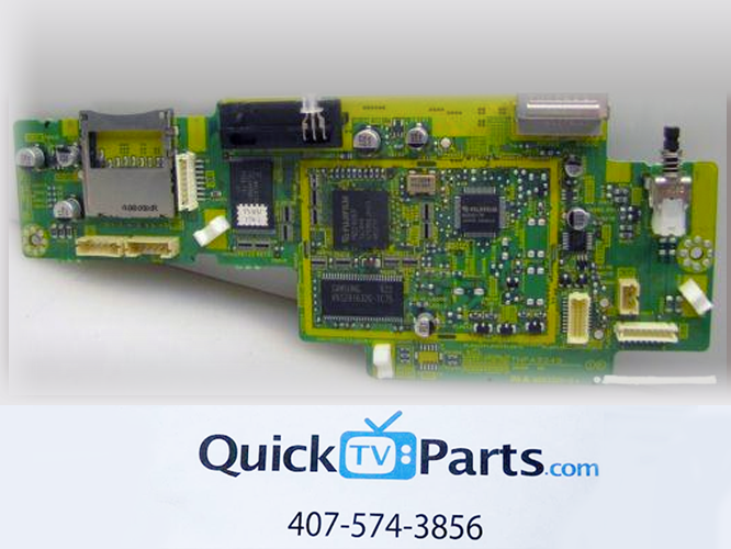 Panasonic TH-42PD25 TNPA3249 Panasonic TXN/K1URSU K Board