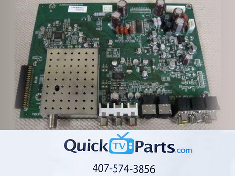 HP PL4260N  108783-HS Tuner and Audio Amp Circuit Board Version 1
