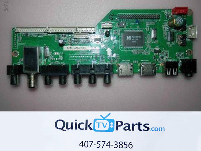 RCA LED40G45RQ MAIN BOARD 40GE01M3393LNA35-G3