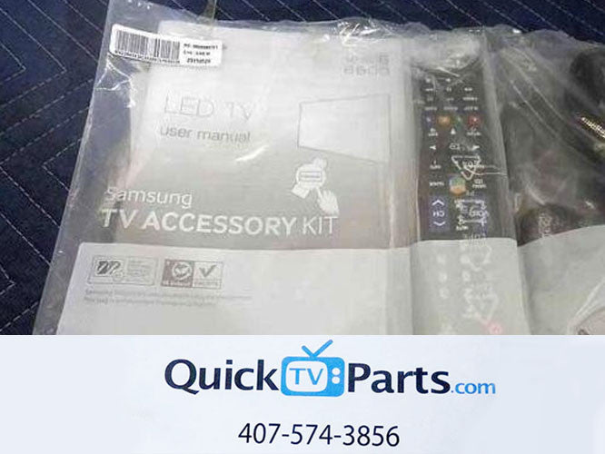 Samsung LED TV Series  6300 630D TV Accessory Kit NEW SEALED