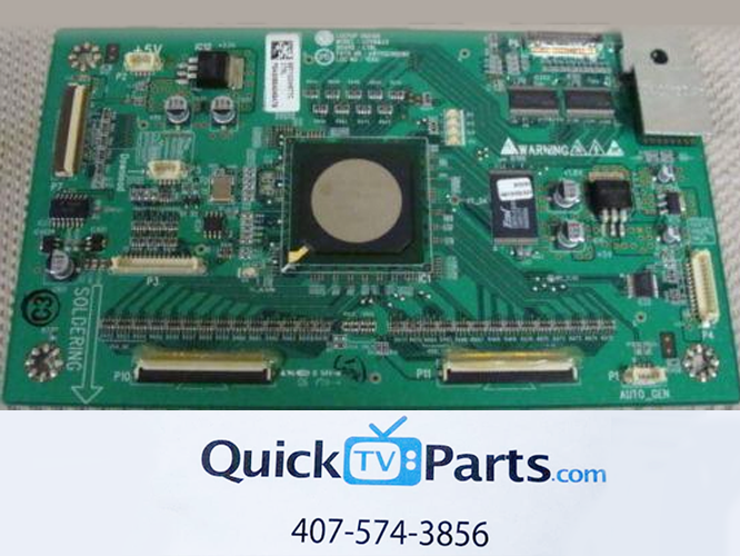 HP PL4260N LG 6871QCH977C Main Logic CTRL Board
