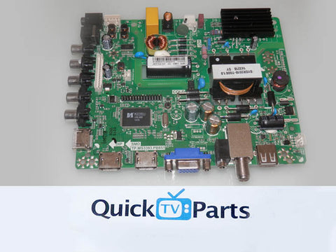 HISENSE LHDN32V66AUS MAIN BOARD / POWER SUPPLY B14080275