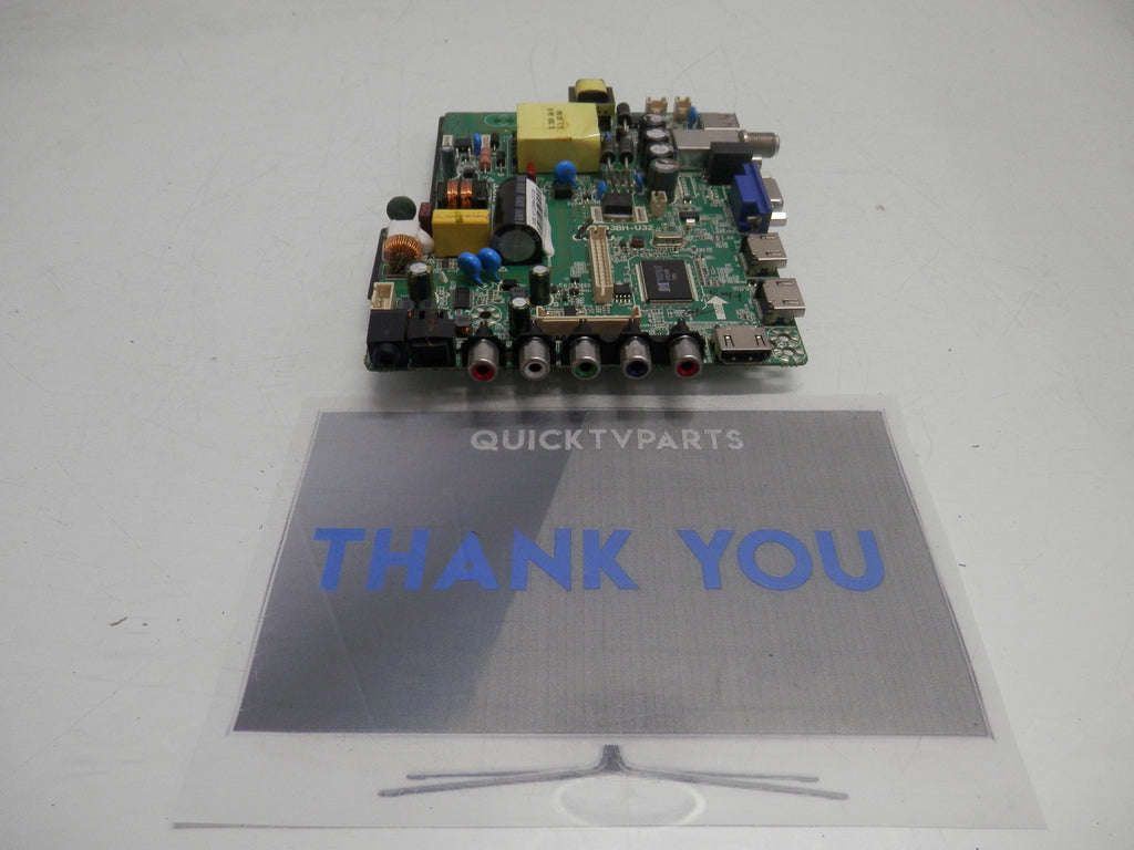 Seiki SE32HY CV3393BH-U32-12-E8 MAIN BOARD/ POWER SUPPLY