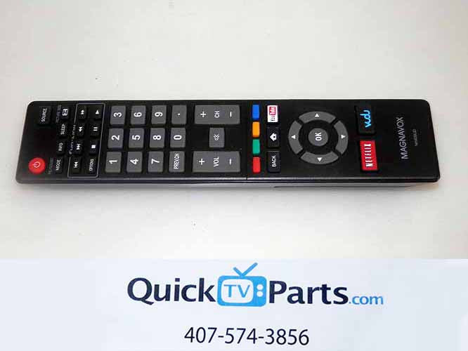 MAGNAVOX TV REMOTE CONTROL SEE BELOW FOR MODELS