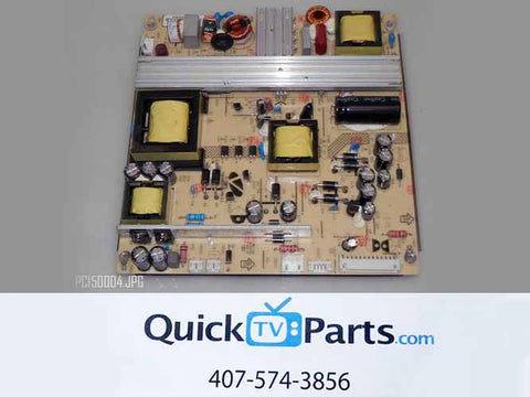 WESTINGHOUSE DWM55F1Y1 POWER SUPPLY BOARD 890-PF0-5002