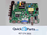 SEIKI SE32HY  Main Board / Power Supply K15090236