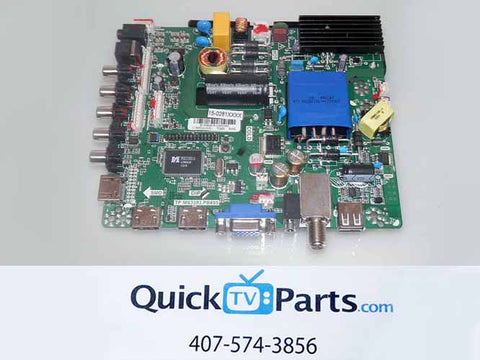 GPX TDE4255B MAIN BOARD / POWER SUPPLY B15082876