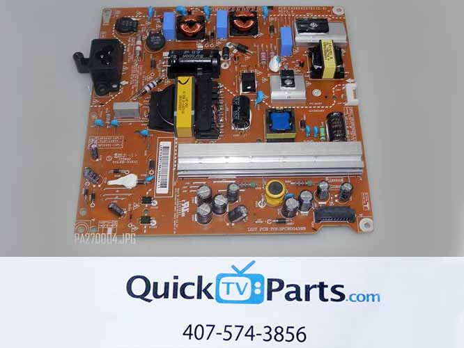 LG EAY63071901 (EAX65423701(1.9) Power Supply / LED Board