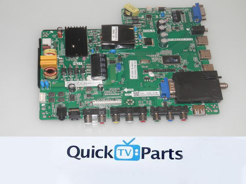SCEPTRE X505BV-FMQC MAIN BOARD / POWER SUPPLY 50043393B01230