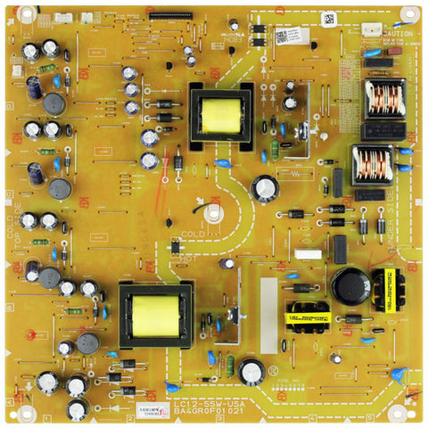 Magnavox / Philips A4DR2MPW-002 Power Supply & LED Board