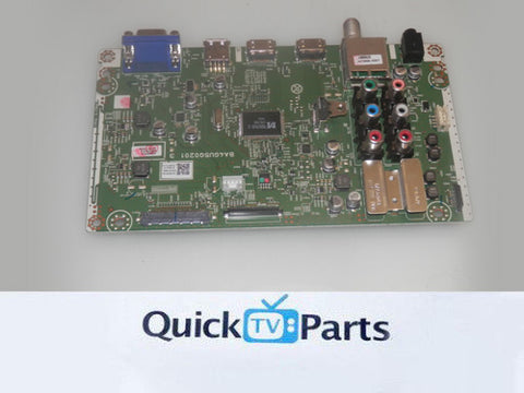 EMERSON LF461EM4 A DIGITAL MAIN BOARD A3AQFMMA-001
