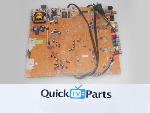 EMERSON EWL20S5B MAIN BOARD / POWER SUPPLY 1ESA13198 (BL2500F01012-1)