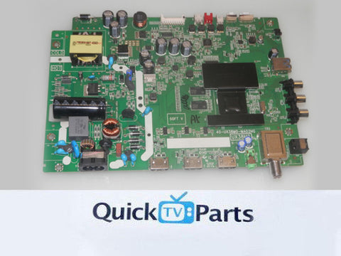 TCL 32S3750 MAIN BOARD / POWER SUPPLY