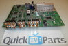 Zenith P42W46X LG 6871VSMT20B (6870VS1984F(1), RF-043A, 041116) Digital Board