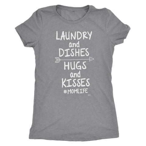 T-shirt - Laundry And Dishes Women's Tees/Tanks