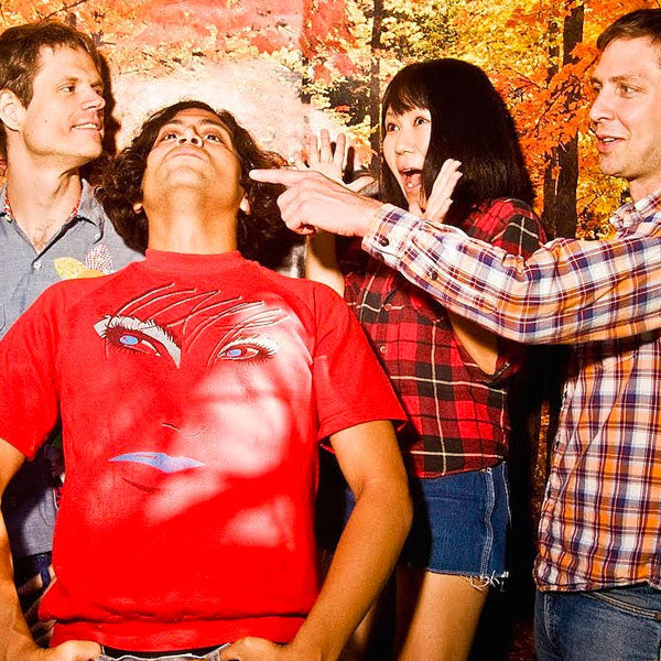 Deerhoof - Plastic Thrills