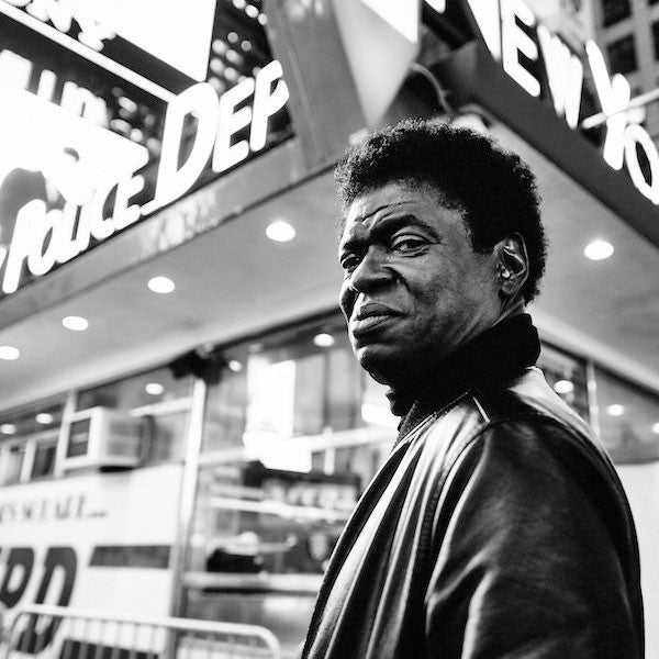 This is why I featured Charles Bradley's new LP for the Monthly Rx