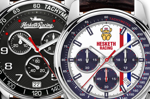 NEW Hesketh Racing Chronograph Watch