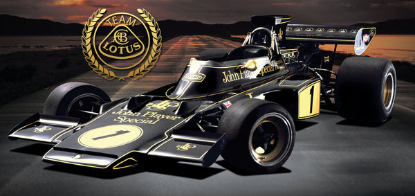 Official Classic Team Lotus Retrogp