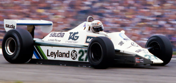 Williams 1980 FW07B