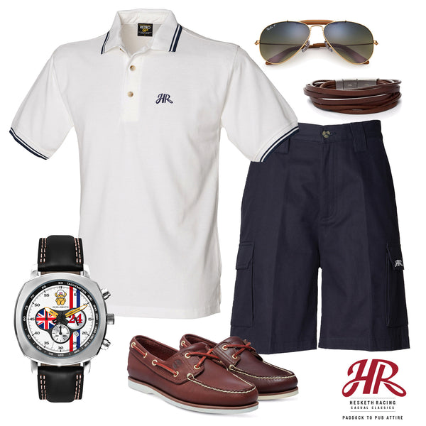 Hesketh Racing Classic Casuals