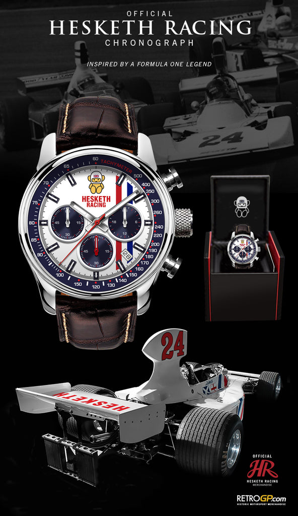 Hesketh Racing Chronograph Watch