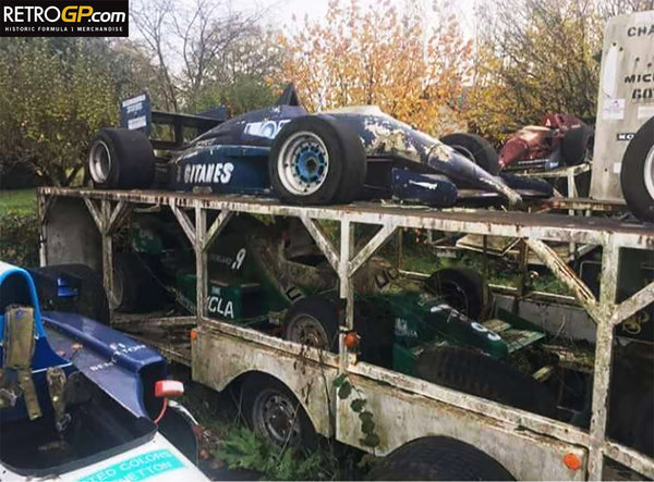 The greatest Barn Find of ALL TIME? - Ligier