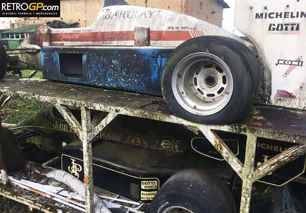 The greatest Barn Find of ALL TIME?