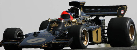 Lotus 72, Emerson Fittipaldi