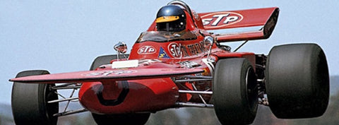 Ronnie Peterson March