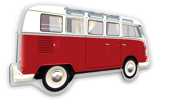 Halmo Automotive Art - VW T1 Kombi from RetroGP.com