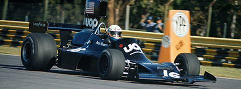 Peter Revson Shadow Racing Formula 1
