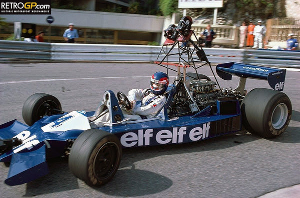 Tyrrell On-Board